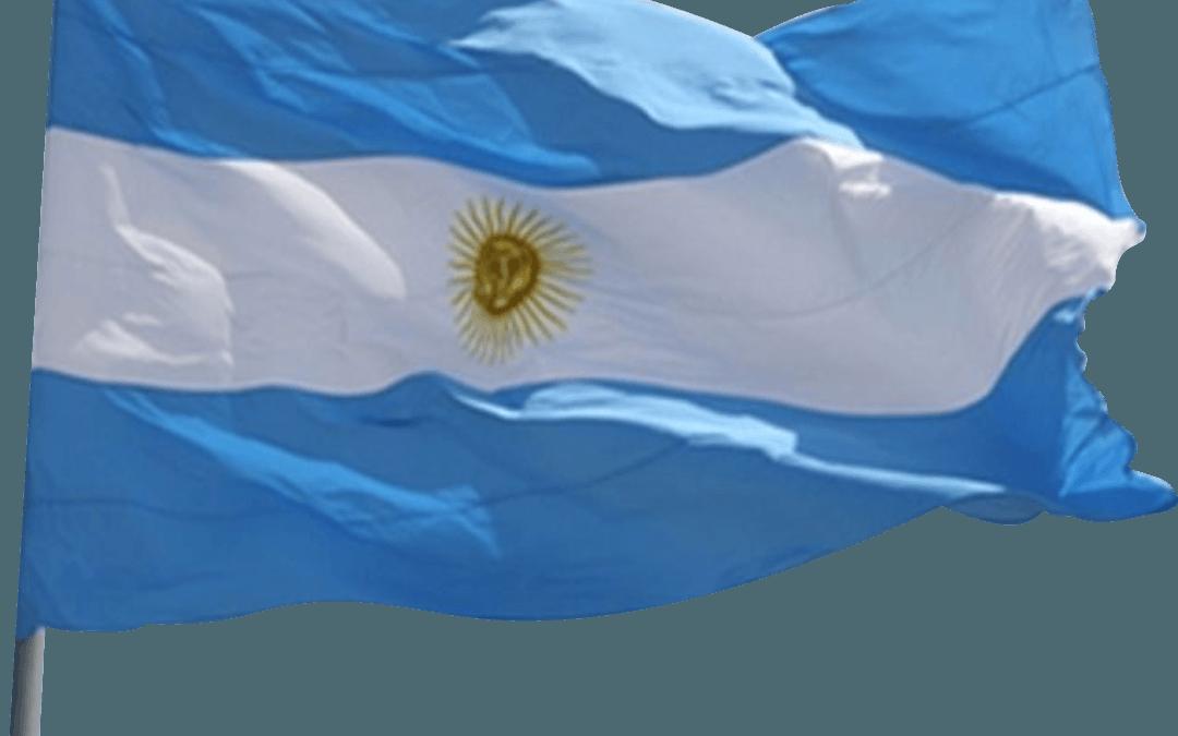 Orgulloso de ARGENTINA